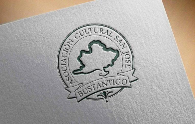 diseño logotipo asociación cultural en asturias