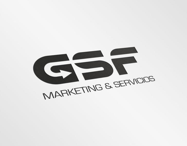 Logotipo para empresa de marketing y servicios en asturias