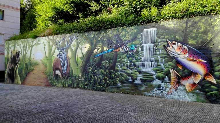 murales asturias